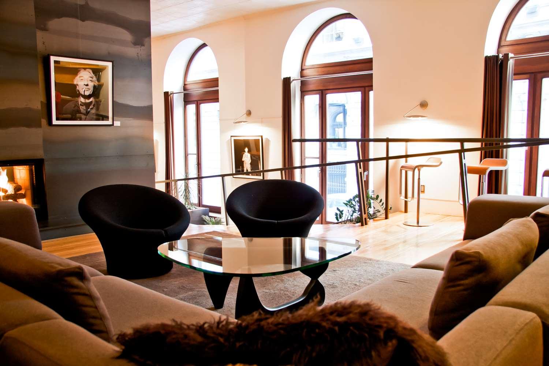 Lobby - Hotel Gault Montreal