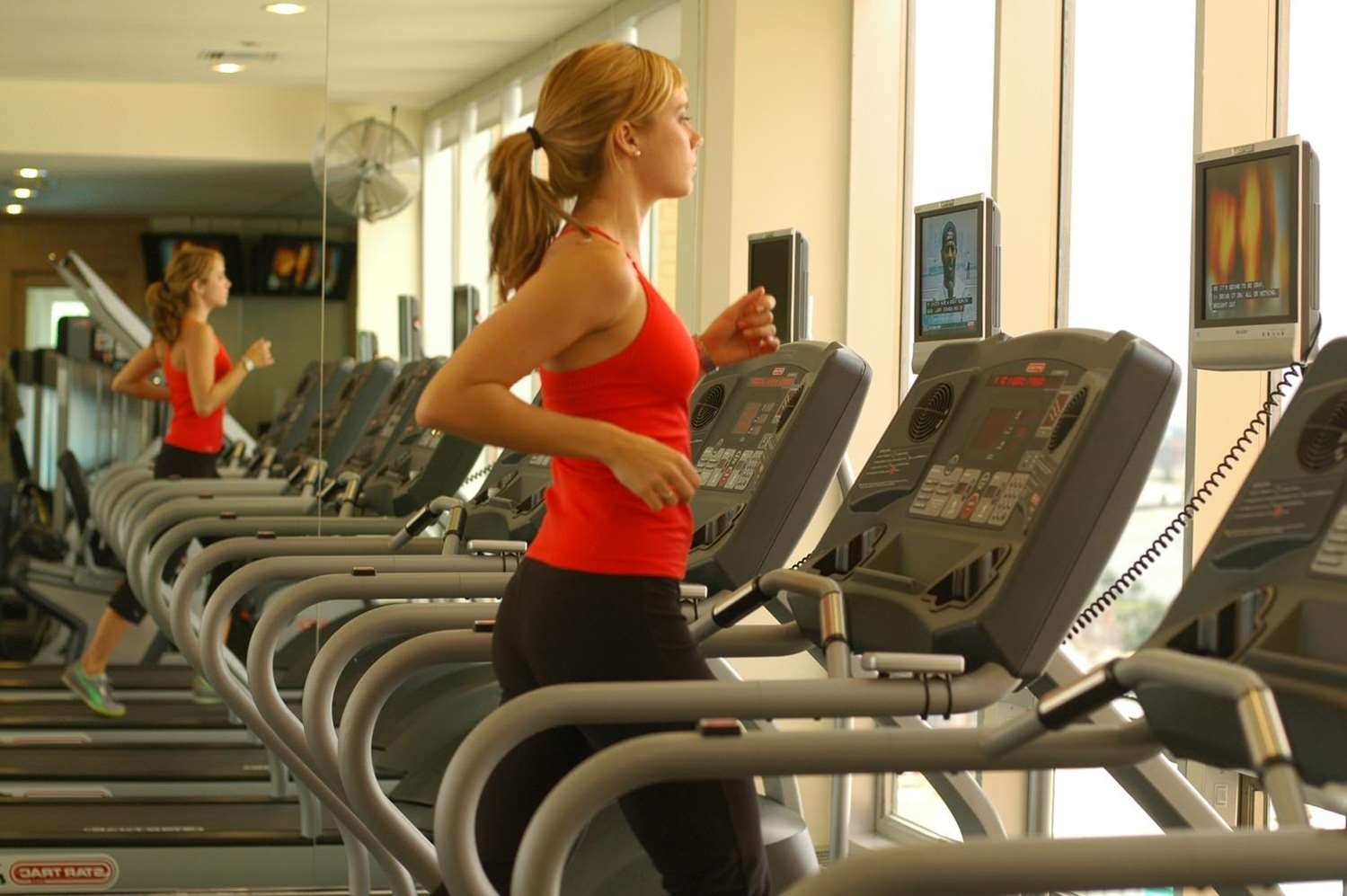 Fitness/ Exercise Room - Hotel Monteleone New Orleans
