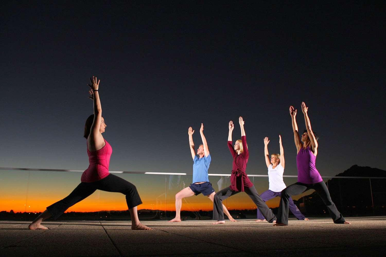 Fitness/ Exercise Room - Hotel Valley Ho Scottsdale