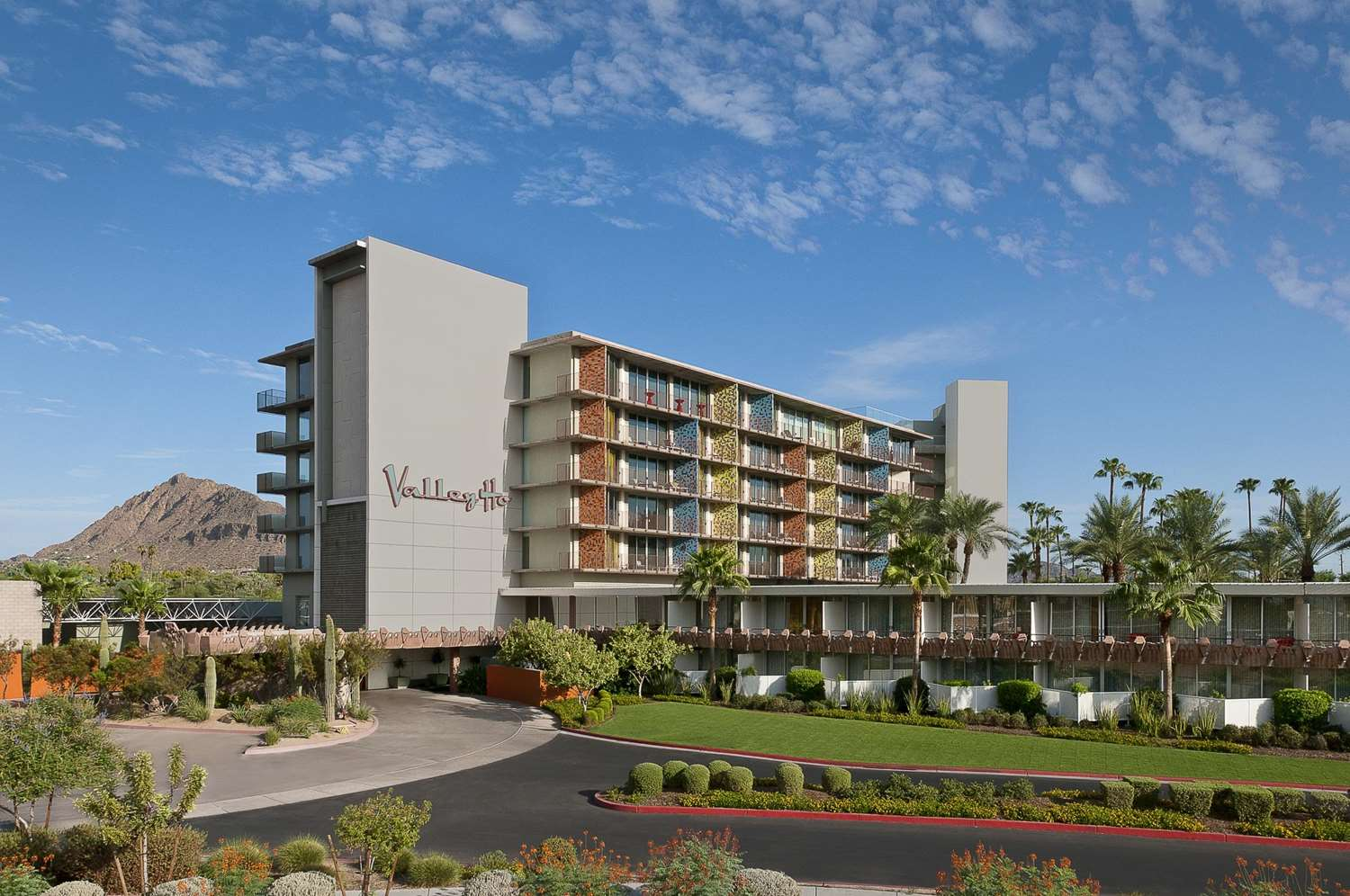 Exterior view - Hotel Valley Ho Scottsdale