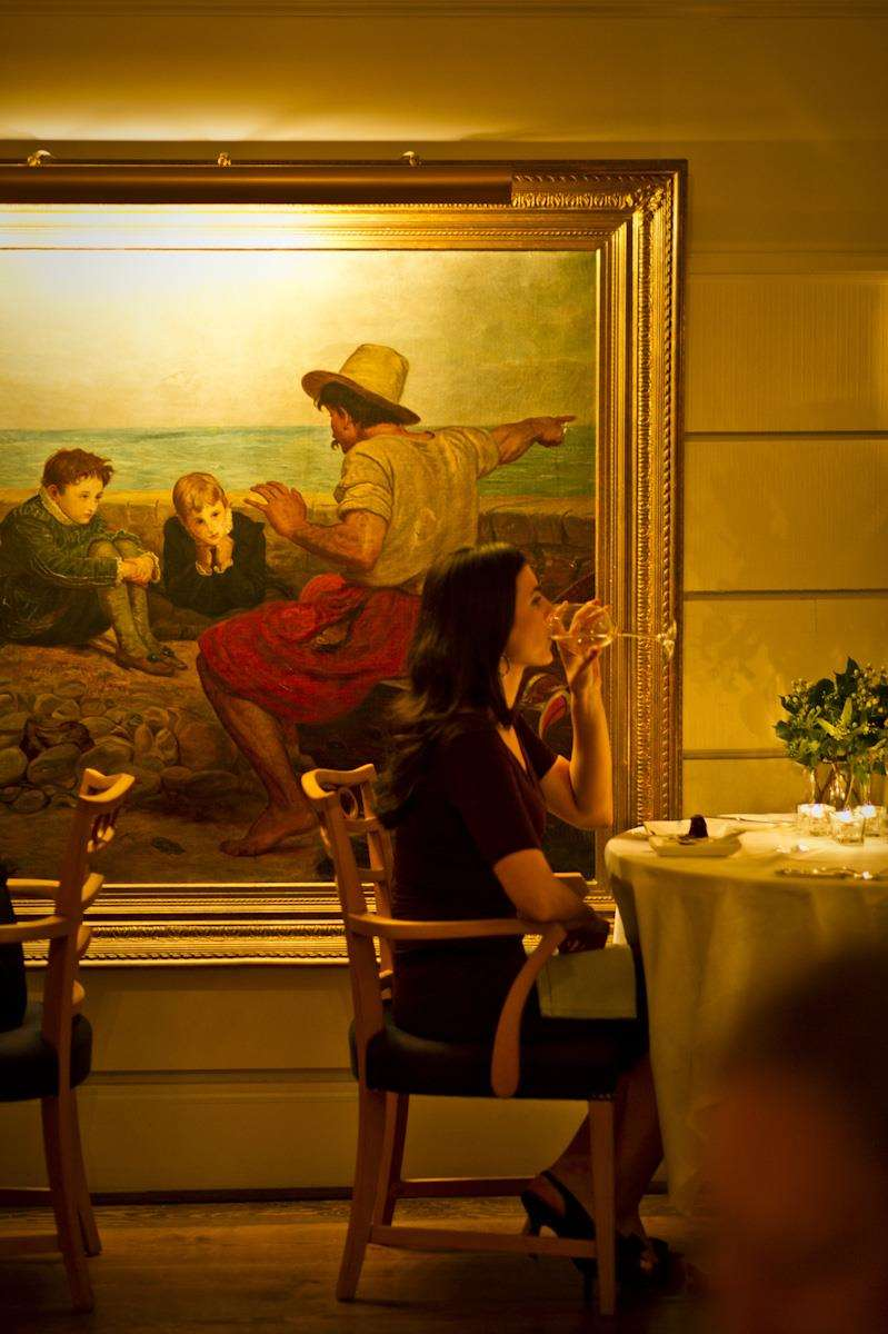 Restaurant - Inn at Perry Cabin St Michaels