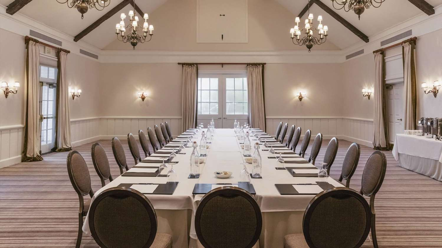 Meeting Facilities - Inn at Perry Cabin St Michaels