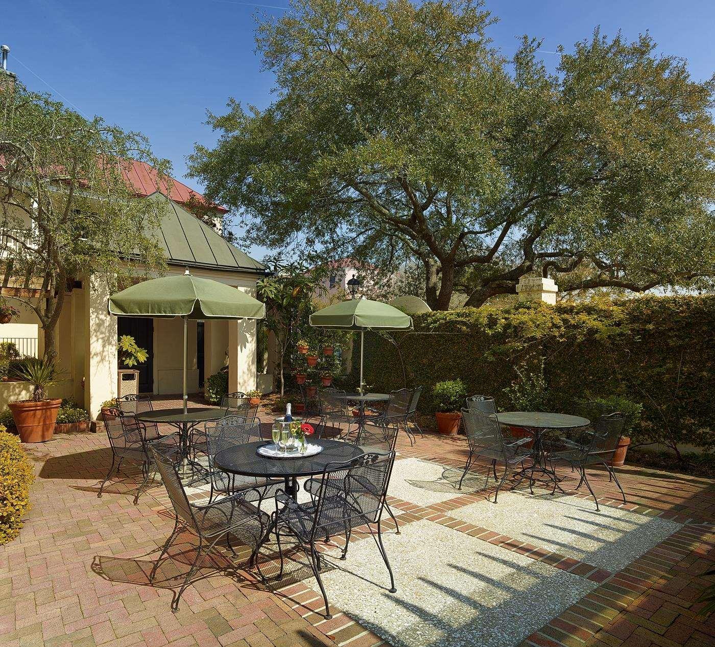Restaurant - Kings Courtyard Inn Charleston