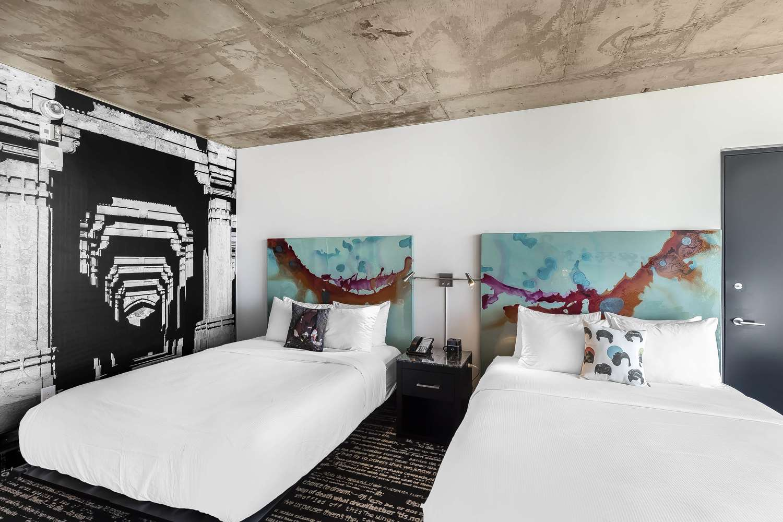 Room - Lorenzo Hotel Downtown Dallas