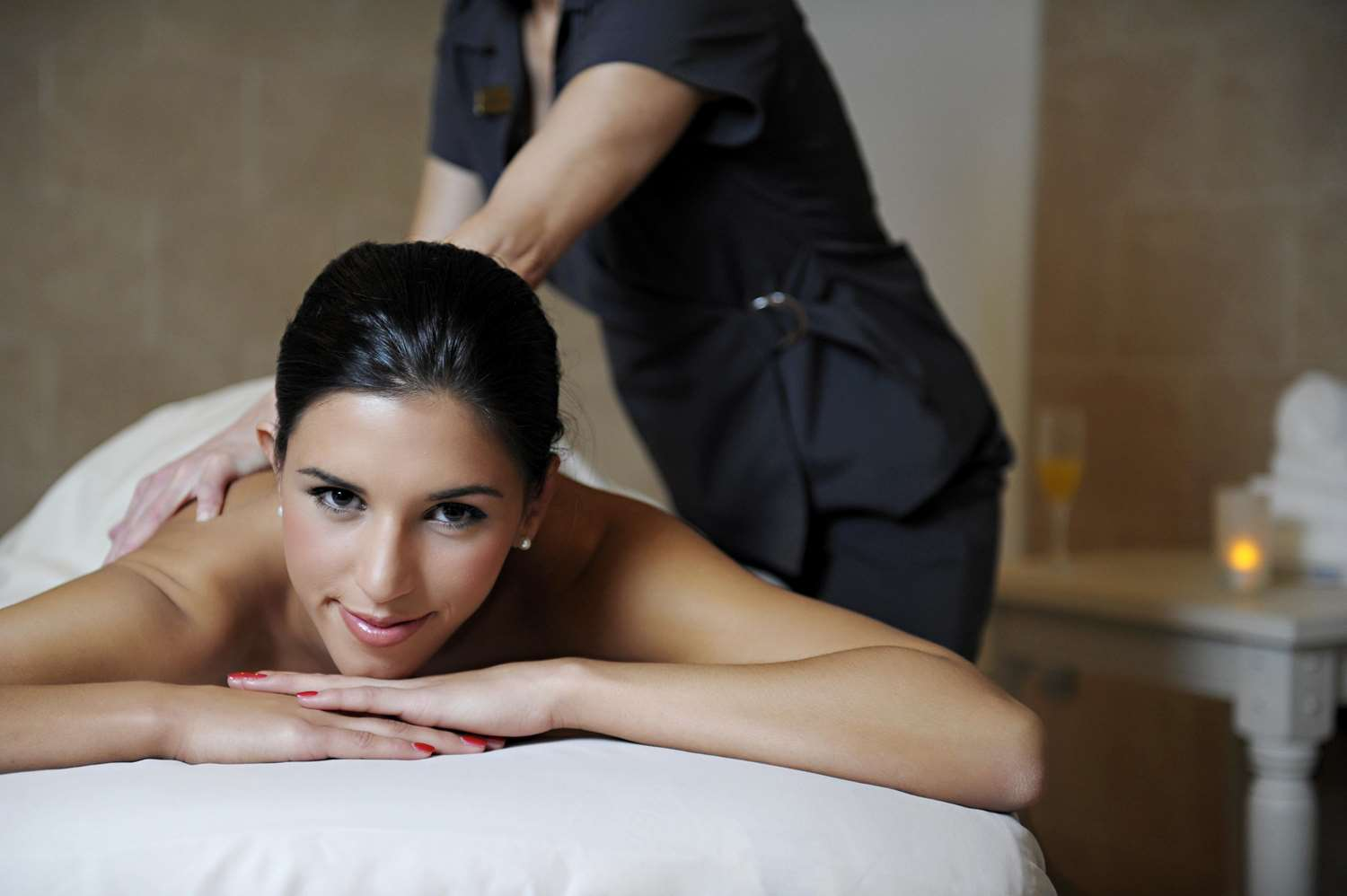 Spa - Mountain View Grand Resort & Spa Whitefield