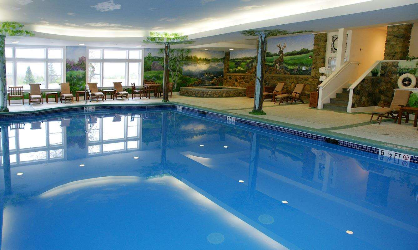 Pool - Mountain View Grand Resort & Spa Whitefield
