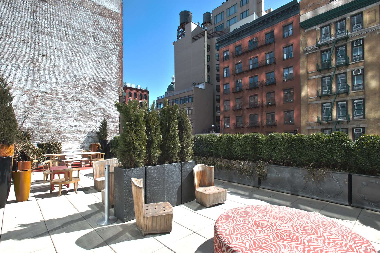 Exterior view - NoMo Soho Hotel New York