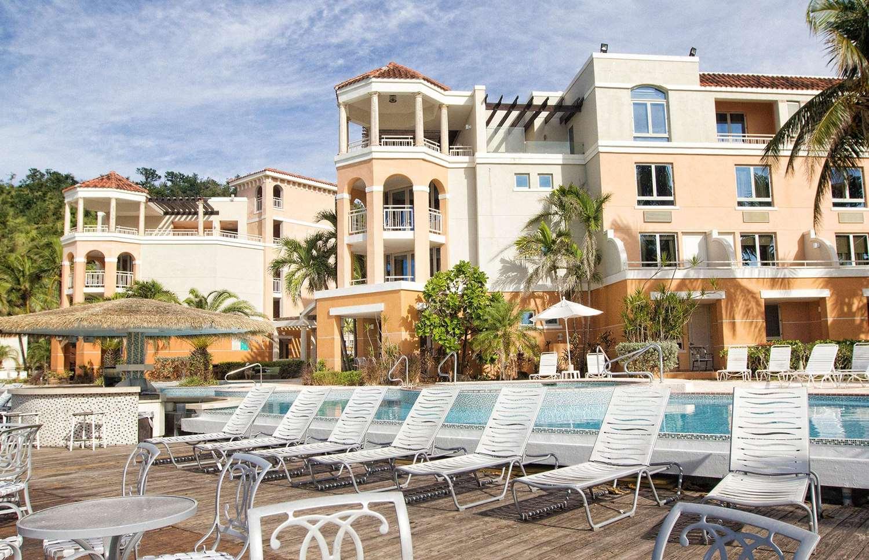 Pool - Rincon Beach Resort Anasco