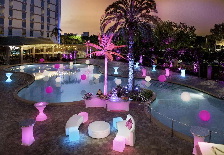 Pool - Rosen Plaza Hotel Orlando