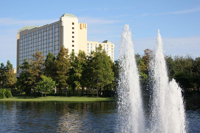 Exterior view - Rosen Plaza Hotel Orlando