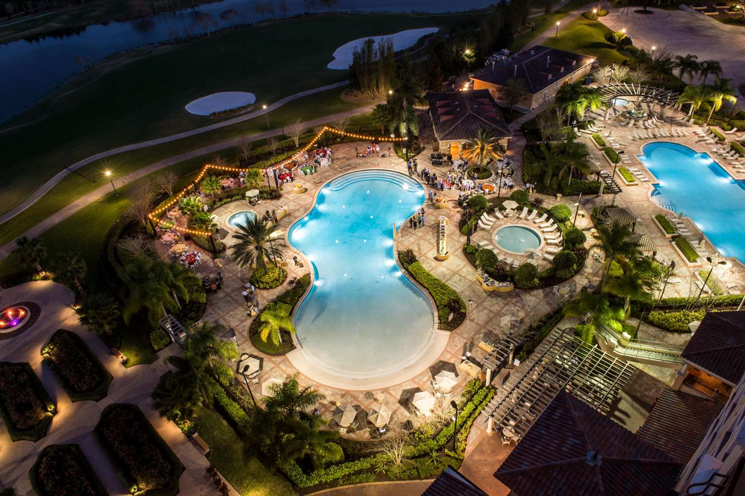 Pool - Rosen Shingle Creek Resort Orlando