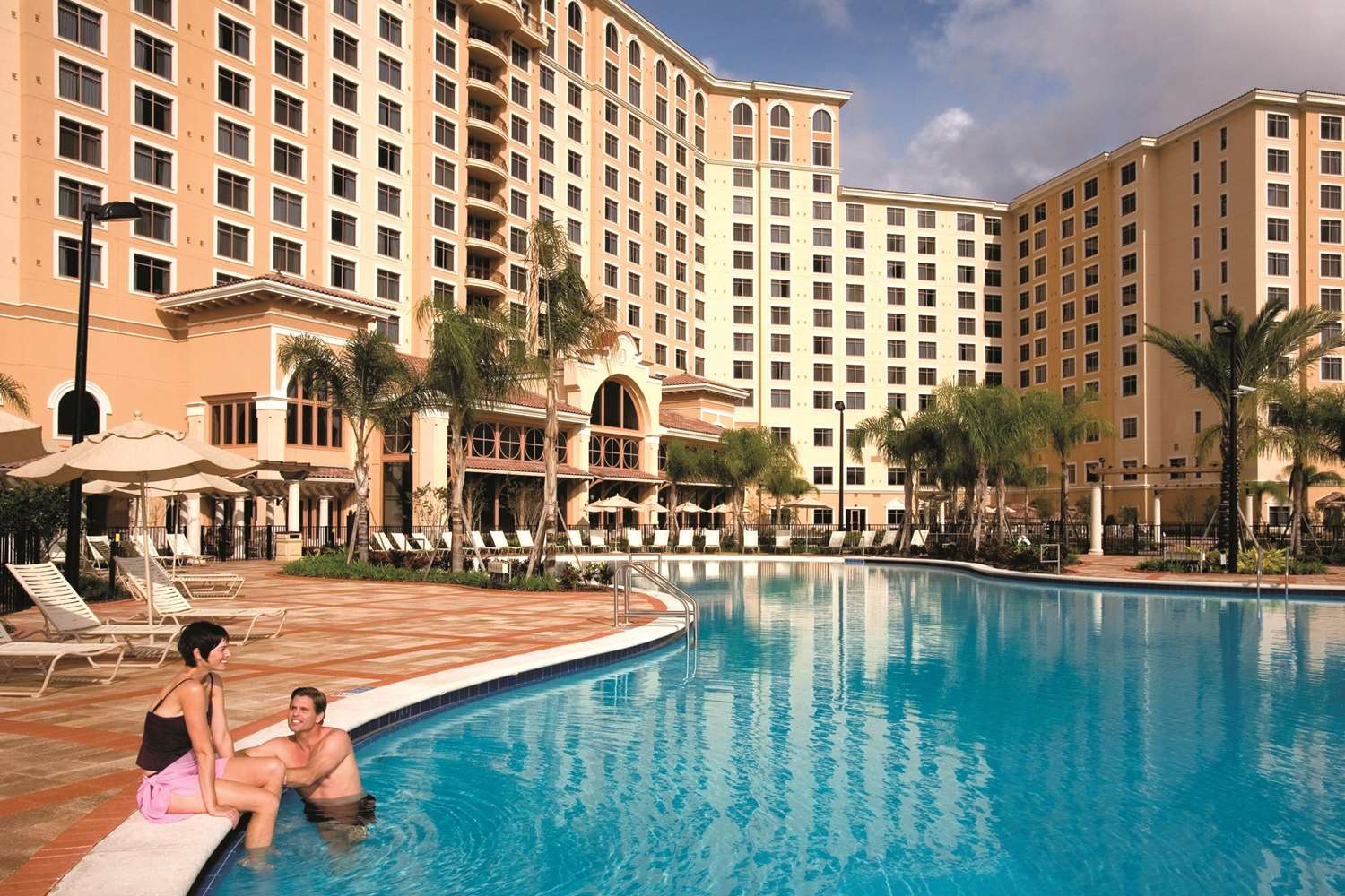 Exterior view - Rosen Shingle Creek Resort Orlando
