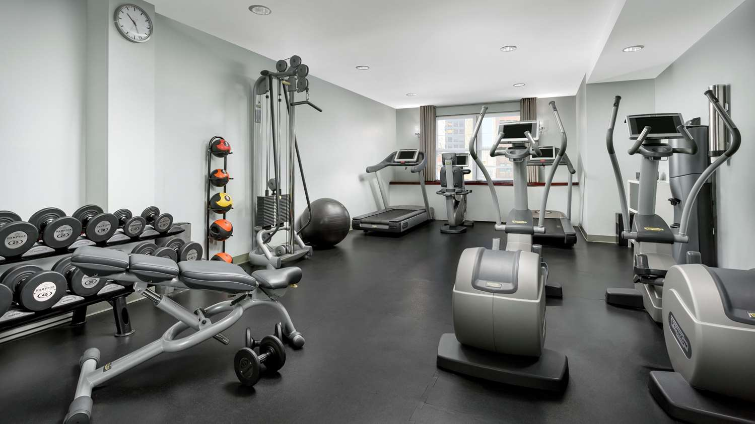 Fitness/ Exercise Room - Royalton Hotel New York