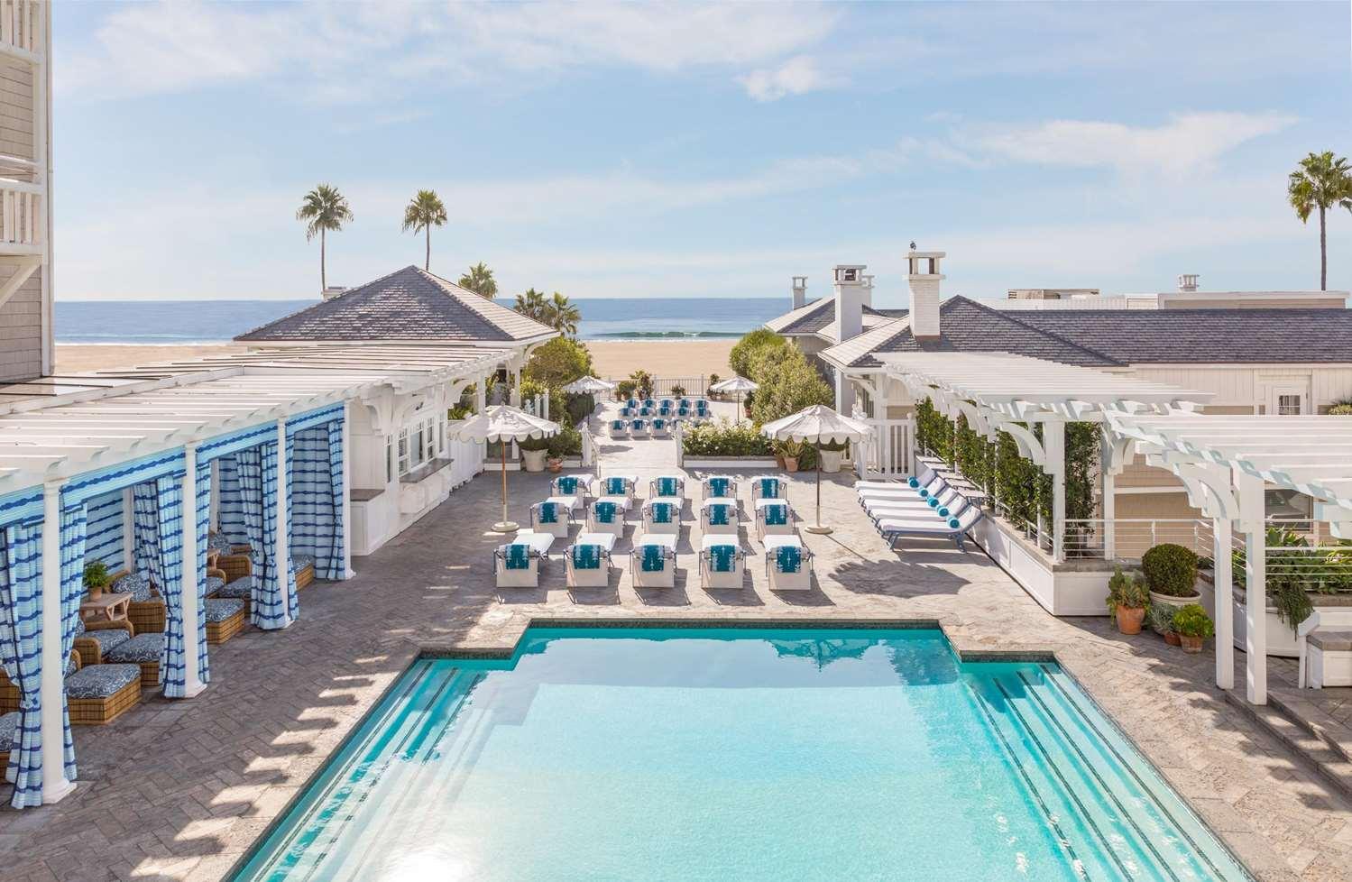 Pool - Shutters on the Beach Hotel Santa Monica