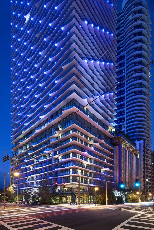 Exterior view - SLS Hotel Residences Miami