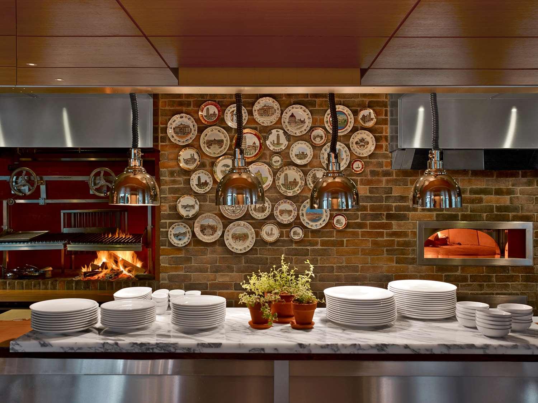 Restaurant - SLS Hotel Residences Miami
