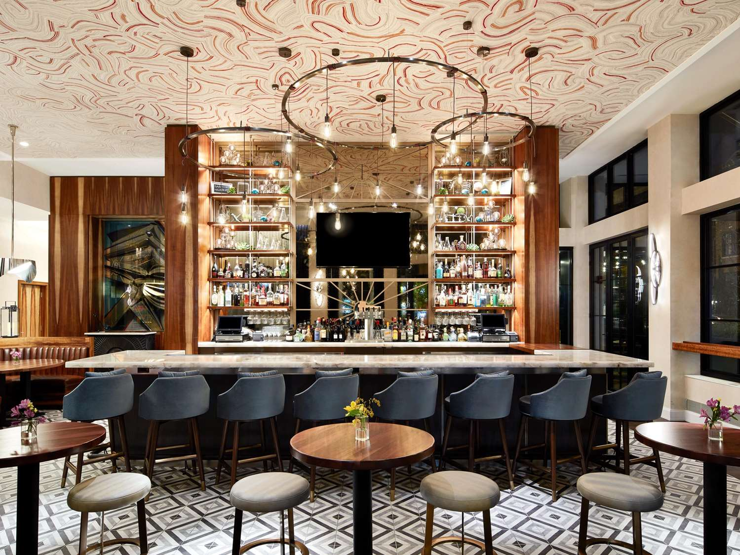 Restaurant - Sophy Hotel Hyde Park Chicago