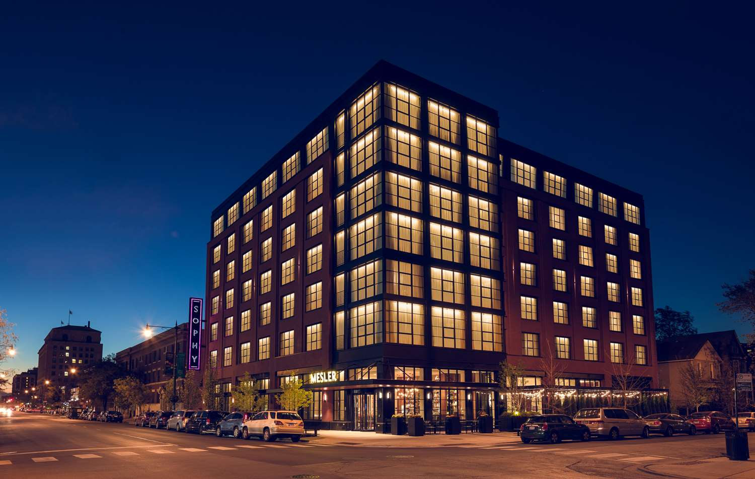 Exterior view - Sophy Hotel Hyde Park Chicago