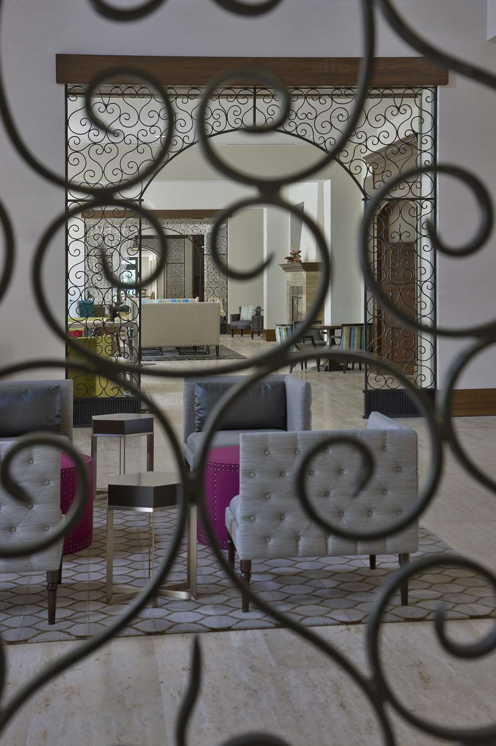 Lobby - Alfond Inn Winter Park