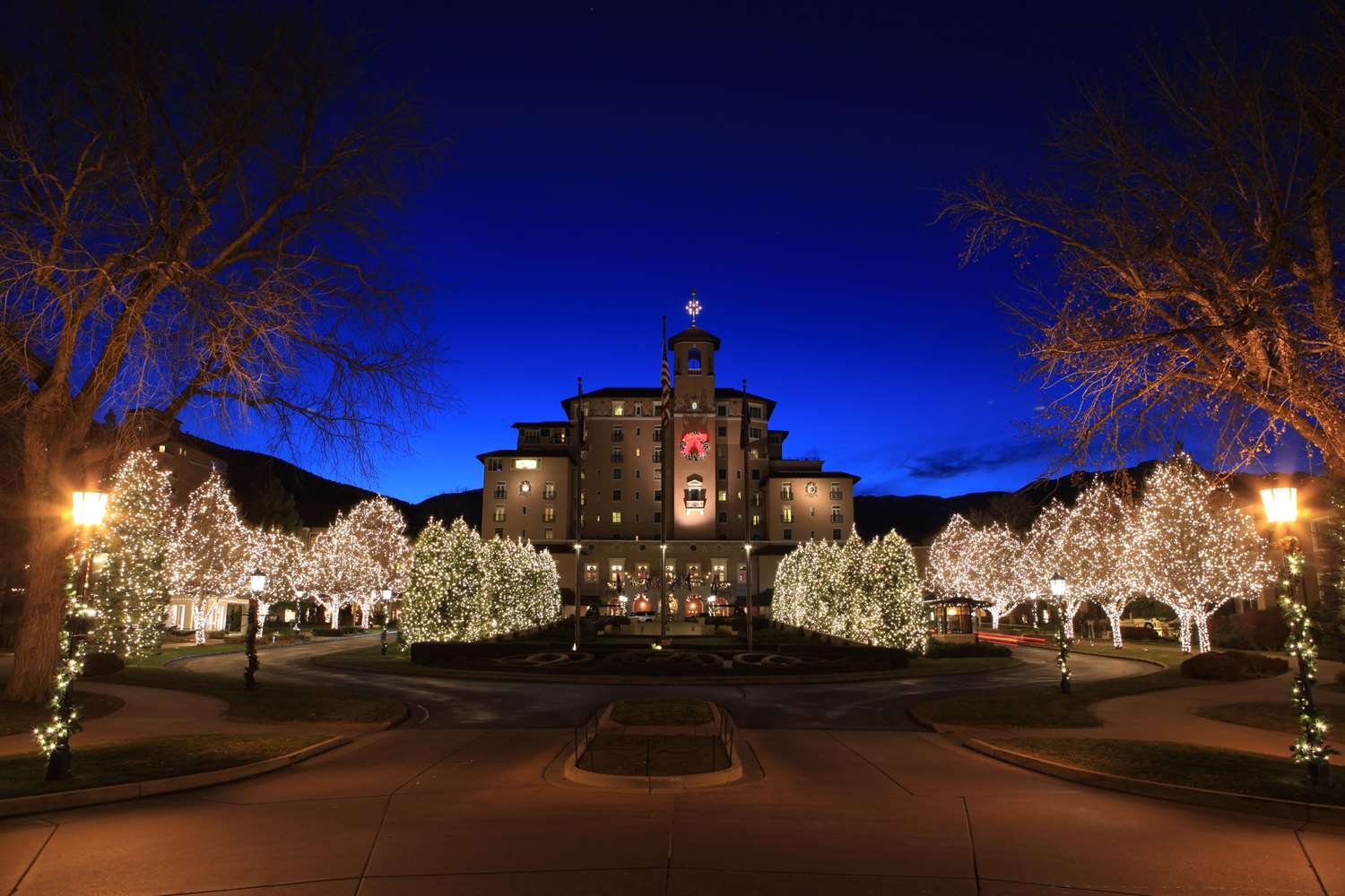 Exterior view - Broadmoor Resort Hotel Colorado Springs