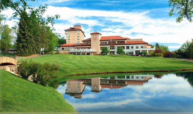 Golf - Broadmoor Resort Hotel Colorado Springs