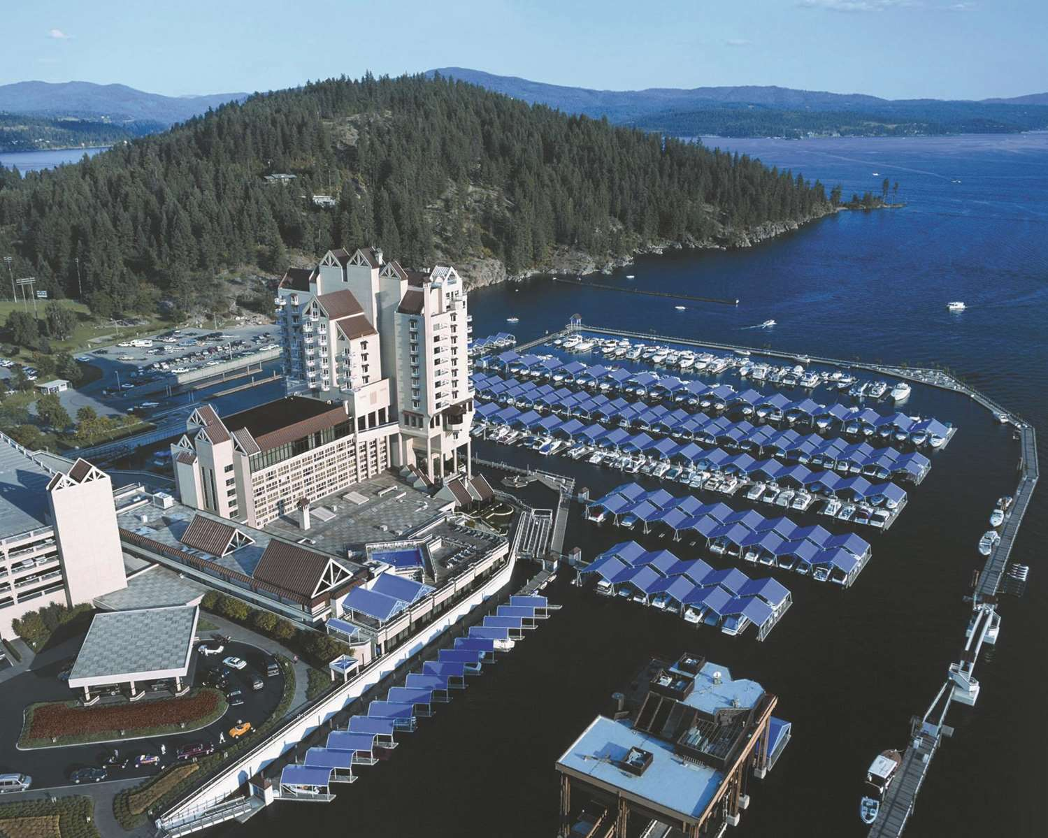 Exterior view - Coeur d'Alene Resort on the Lake