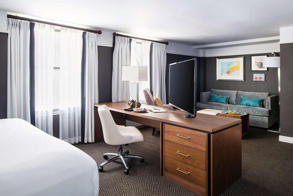 Suite - Commonwealth Park Suites Hotel Richmond