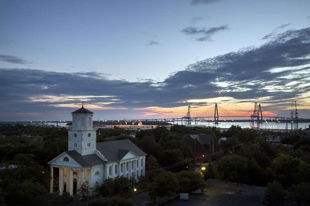 Charleston Exterior Sunset