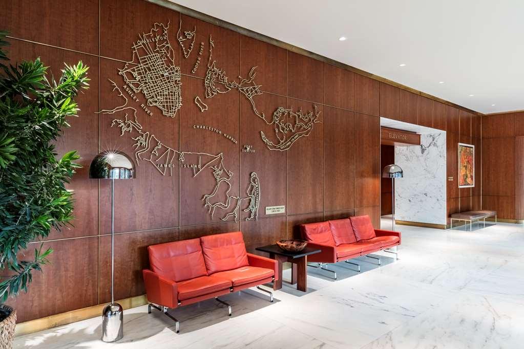 The Dewberry Charleston Lobby