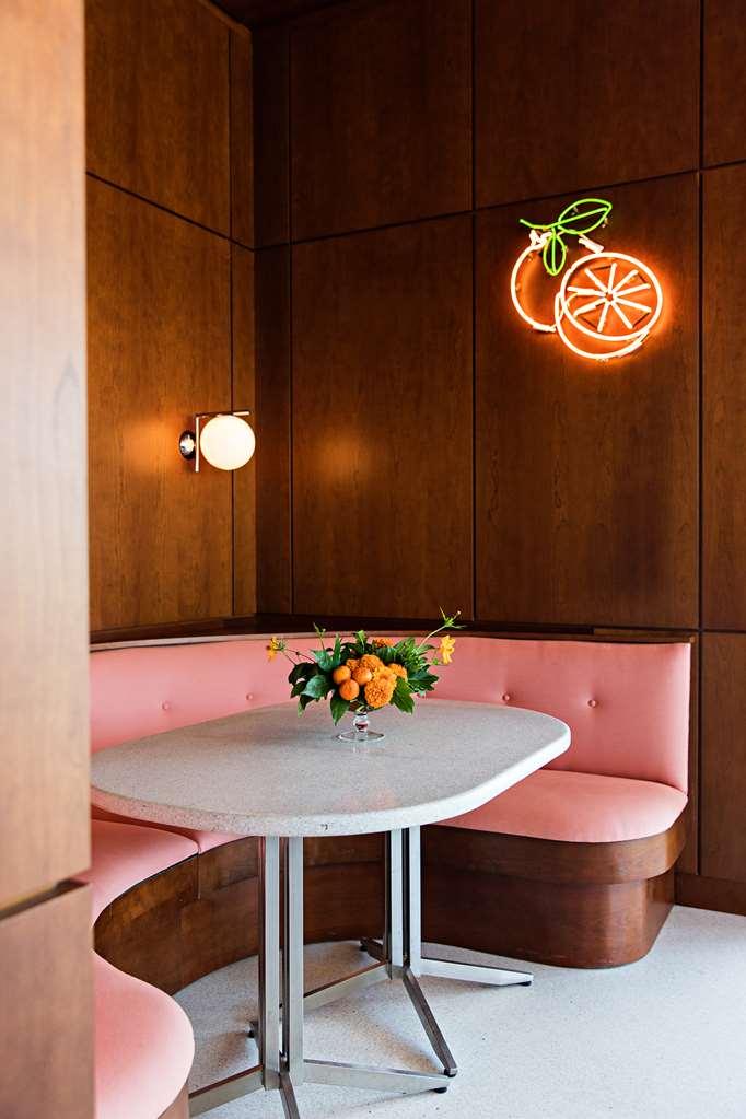 Citrus Club Interior