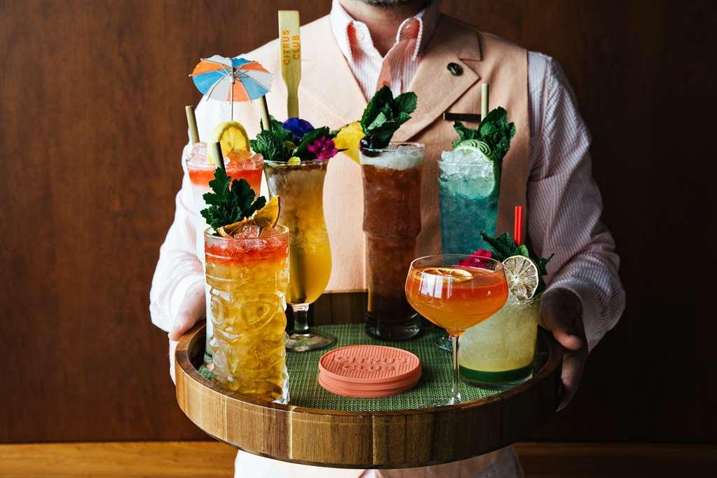 Citrus Club Drinks
