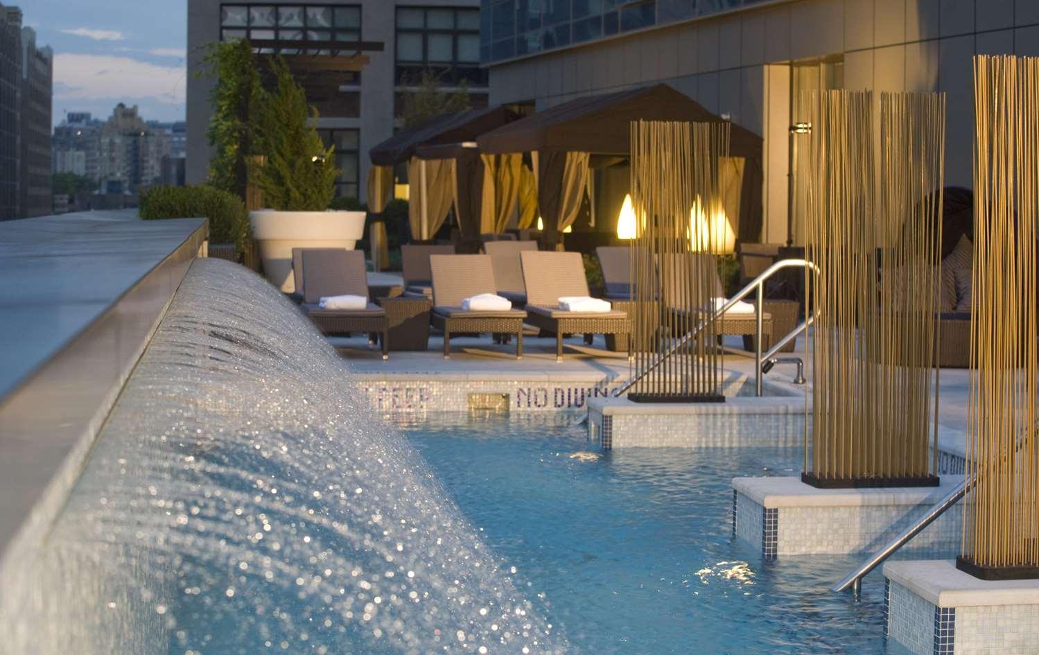 Pool - Dominick Hotel New York