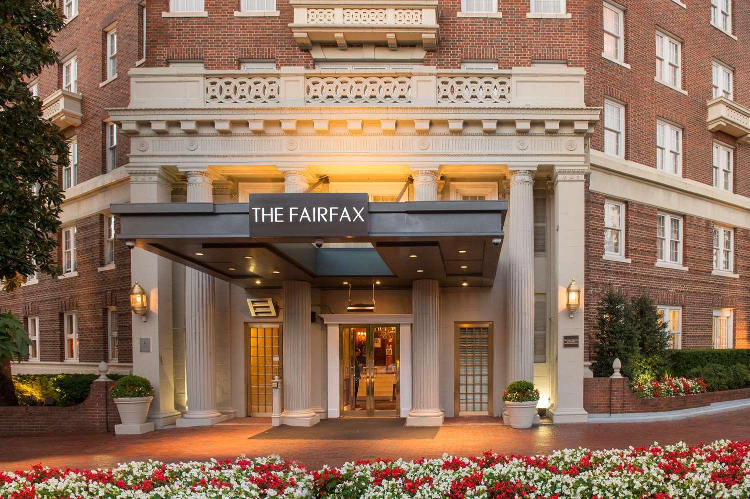 Exterior view - Fairfax at Embassy Row Hotel DC