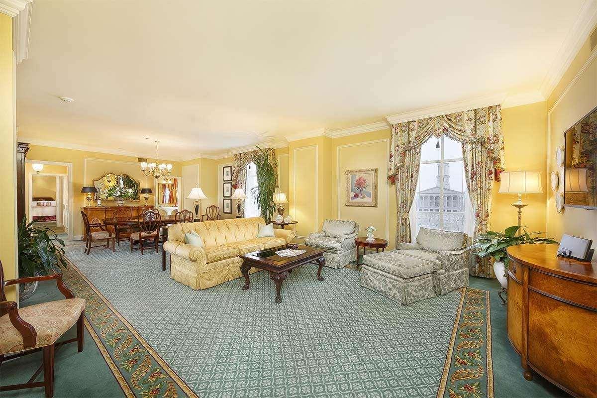 Room - Hermitage Hotel Nashville
