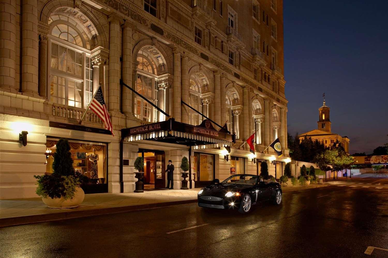 Restaurant - Hermitage Hotel Nashville