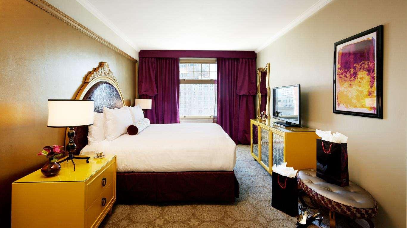 Huntington Hotel Nob Hill Spa San Francisco Ca See Discounts