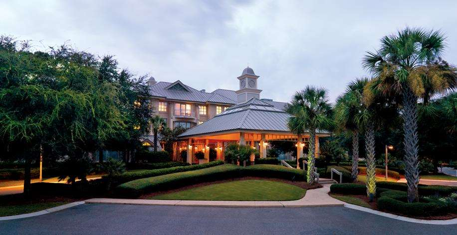 Exterior view - Inn at Harbour Town Hilton Head Island