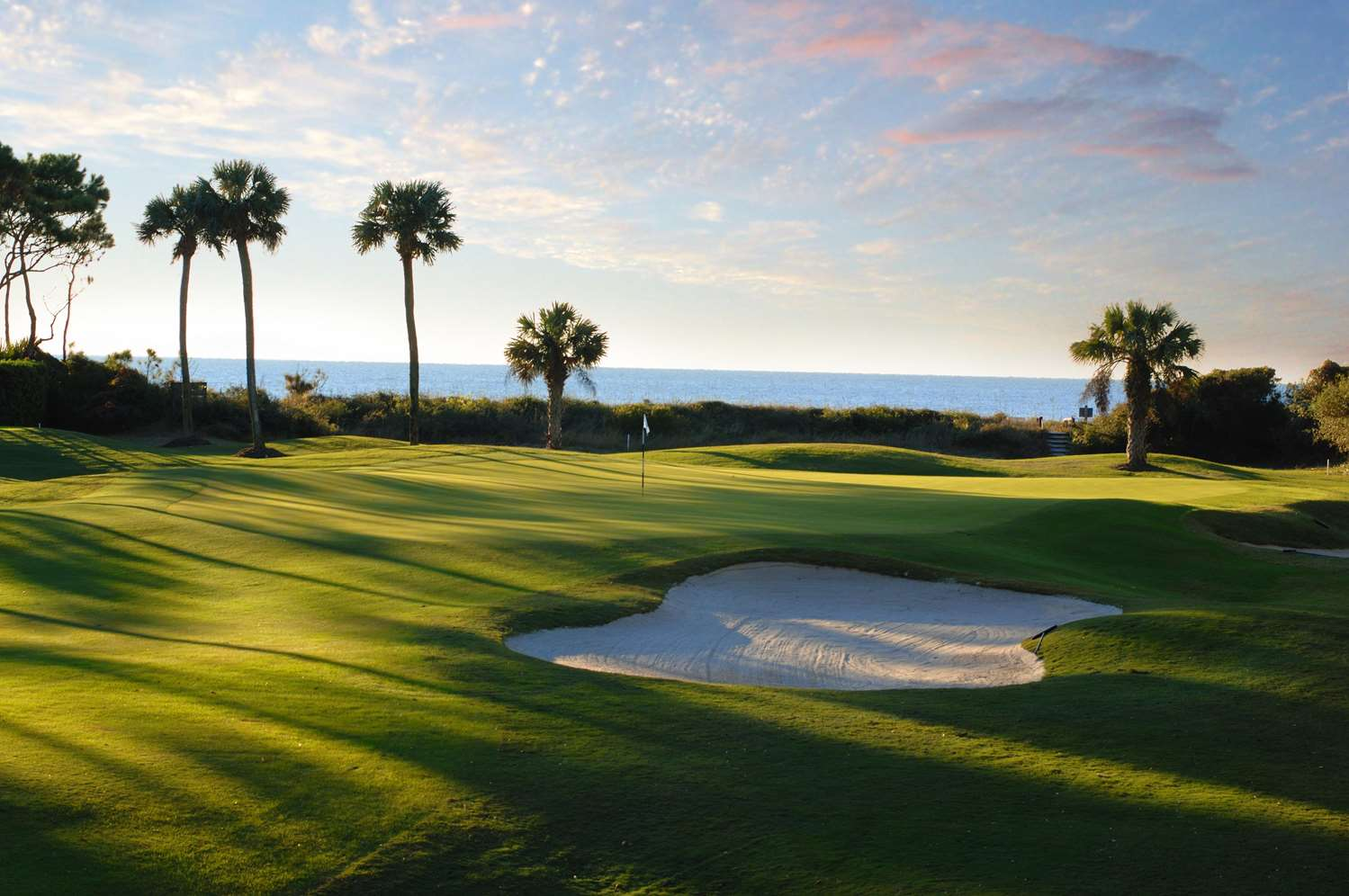 Golf - Inn at Harbour Town Hilton Head Island