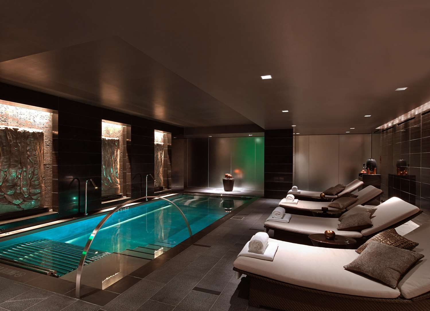 Fitness/ Exercise Room - Joule Hotel Dallas