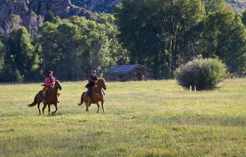 Exterior view - Lodge & Spa at Brush Creek Ranch Saratoga