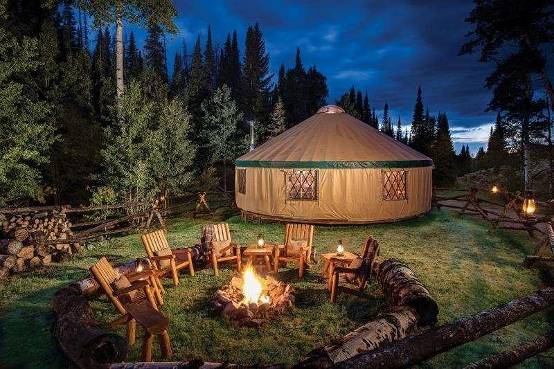 Beach - Lodge & Spa at Brush Creek Ranch Saratoga