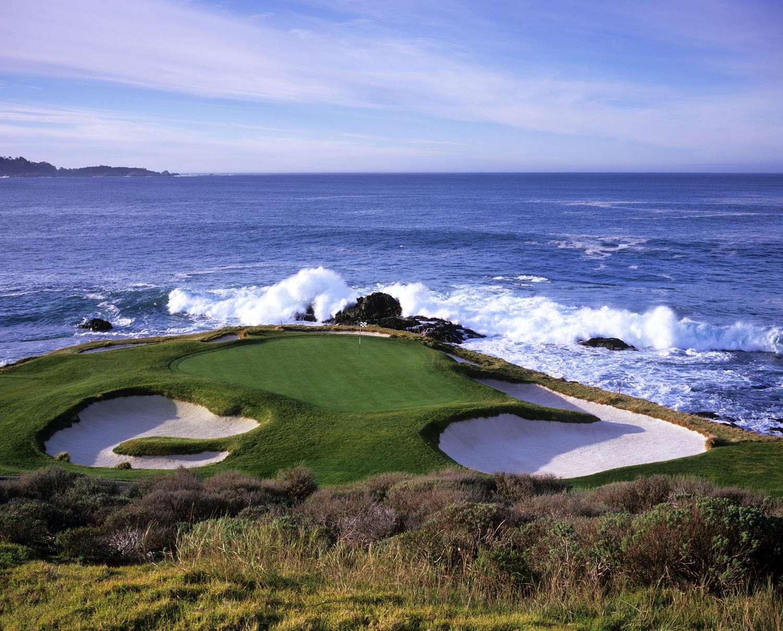 Golf - Lodge at Pebble Beach