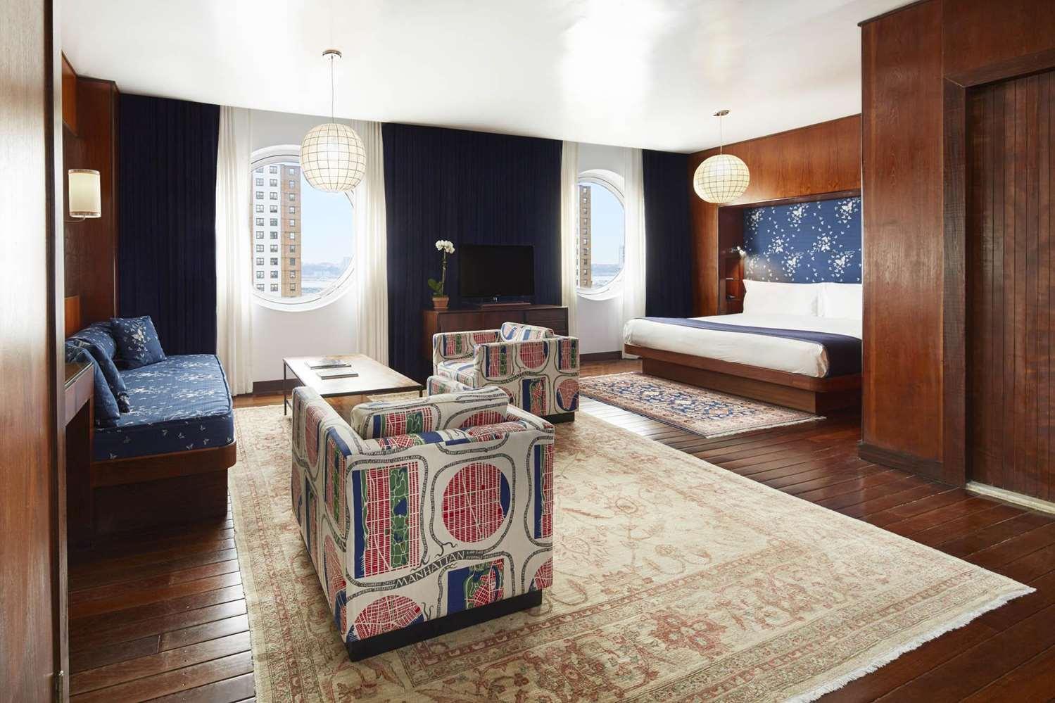 Room - Maritime Hotel New York