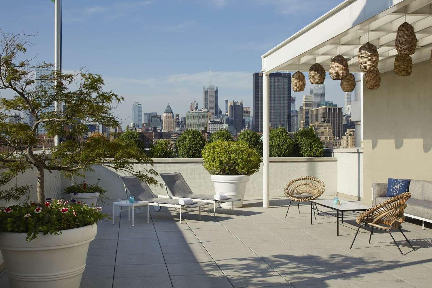 Exterior view - Maritime Hotel New York