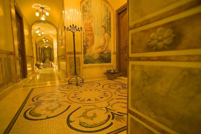 Spa - Mission Inn Hotel & Spa Riverside