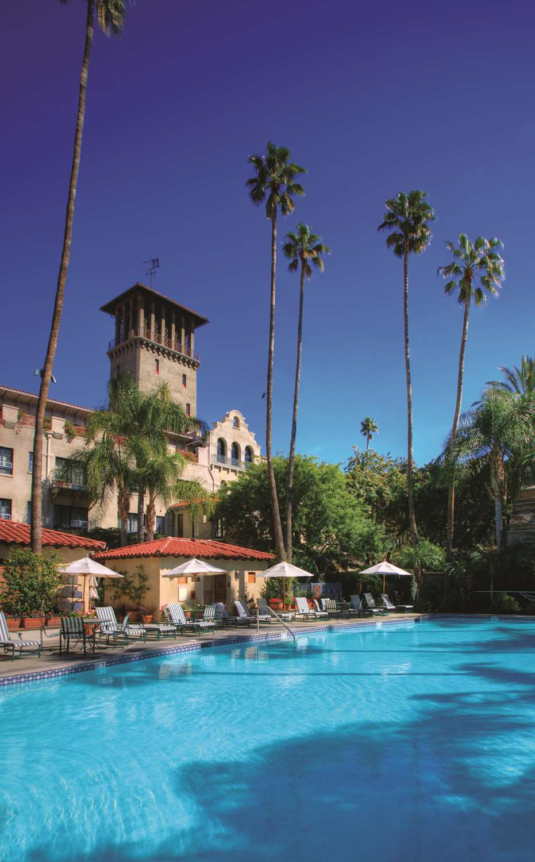 Pool - Mission Inn Hotel & Spa Riverside