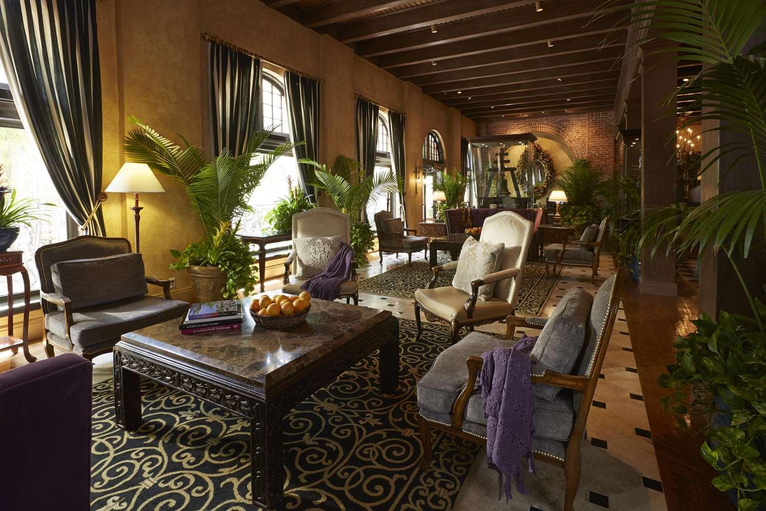 Lobby - Mission Inn Hotel & Spa Riverside