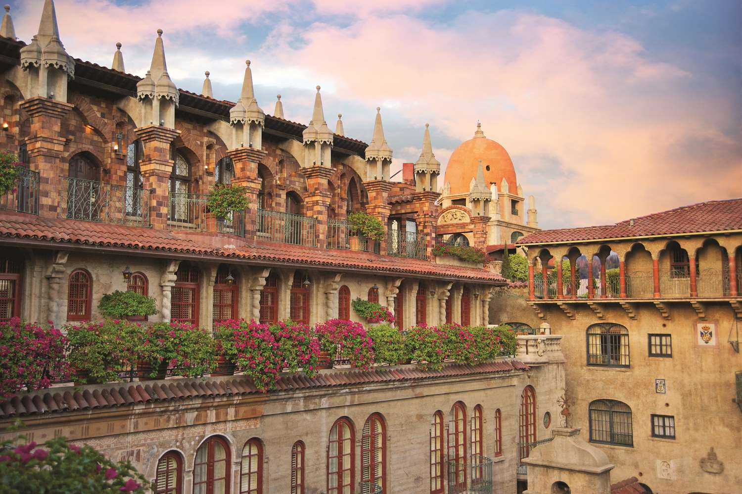 Exterior view - Mission Inn Hotel & Spa Riverside