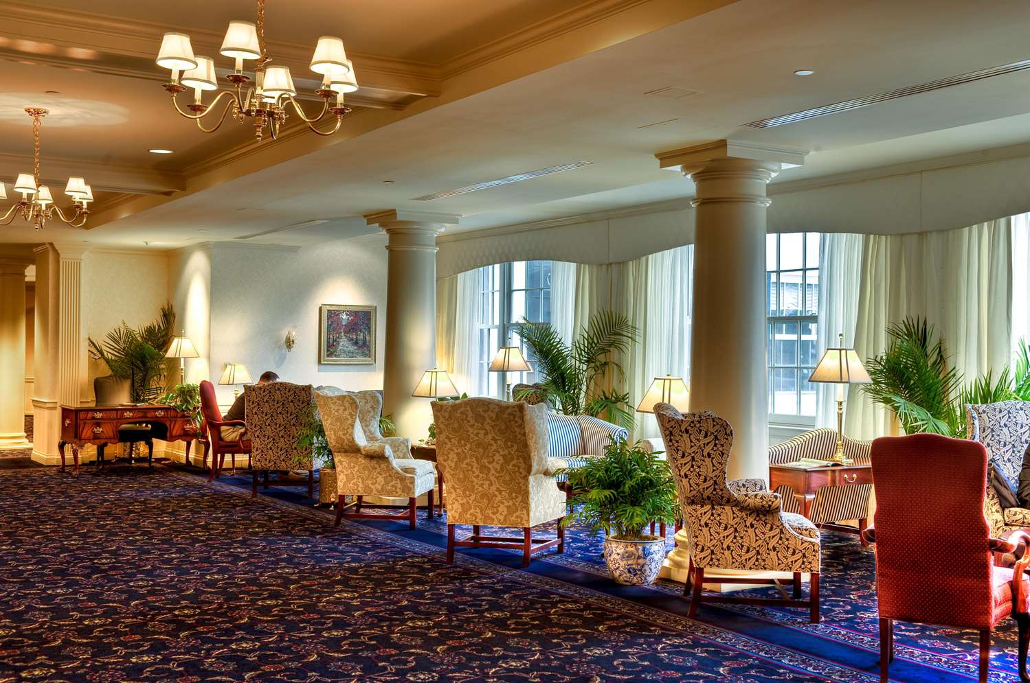 Lobby - Nittany Lion Inn State College