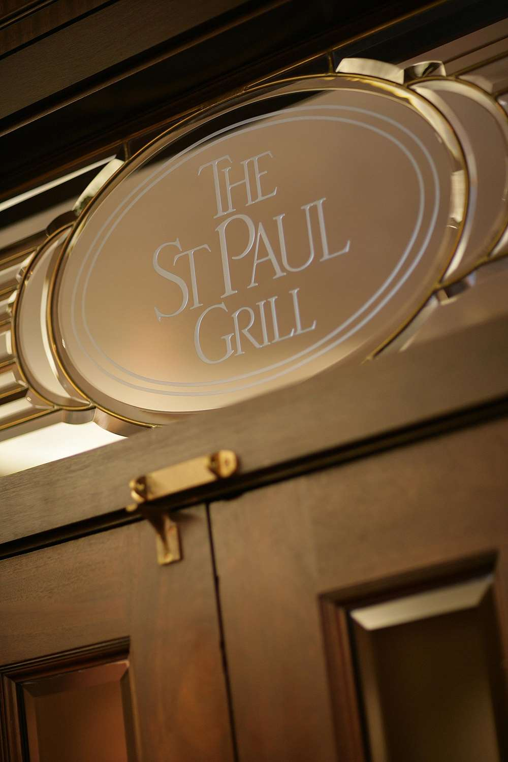 Restaurant - St Paul Hotel